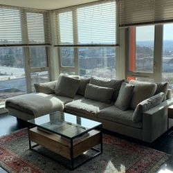 West Elm Harmony Sectional Sofa for Sale in Seattle,  WA