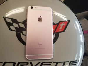Unlocked Rose iPhone 6S Plus 64 GB for Sale in Port St. Lucie, FL