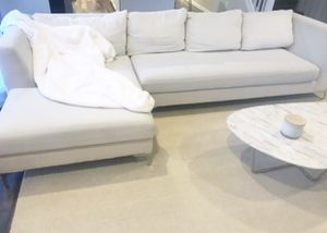 Beautiful white modern couch ! for Sale in Auburn, WA