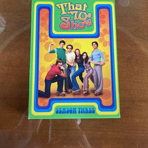 That 70s Show Season 3 4 DVD Set for Sale in Naperville, IL