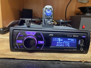BLUETOOTH JVC STEREO for Sale in Canby, OR