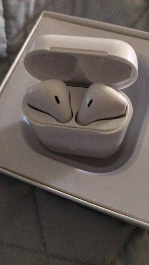 *NEW IN BOX* SALE wireless earbuds works for iPhone and Android NOT APPLE for Sale in Federal Way, WA