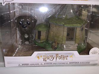 Harry Potter Pop Figures. Hageids Hut And Fang, Hedwig. for Sale in Fort Lauderdale,  FL
