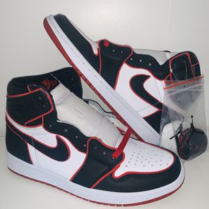 Nike Air Jordan 1 Retro High OG Mens Sz 8 Bloodline Meant to Fly 555088-062 NEW for Sale in San Leandro, CA