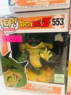 "Funko Pop! Dragon Ball Z - Porunga (6"" Super Sized Pop) - Hot Topic Exclusive for Sale in Austin, TX"
