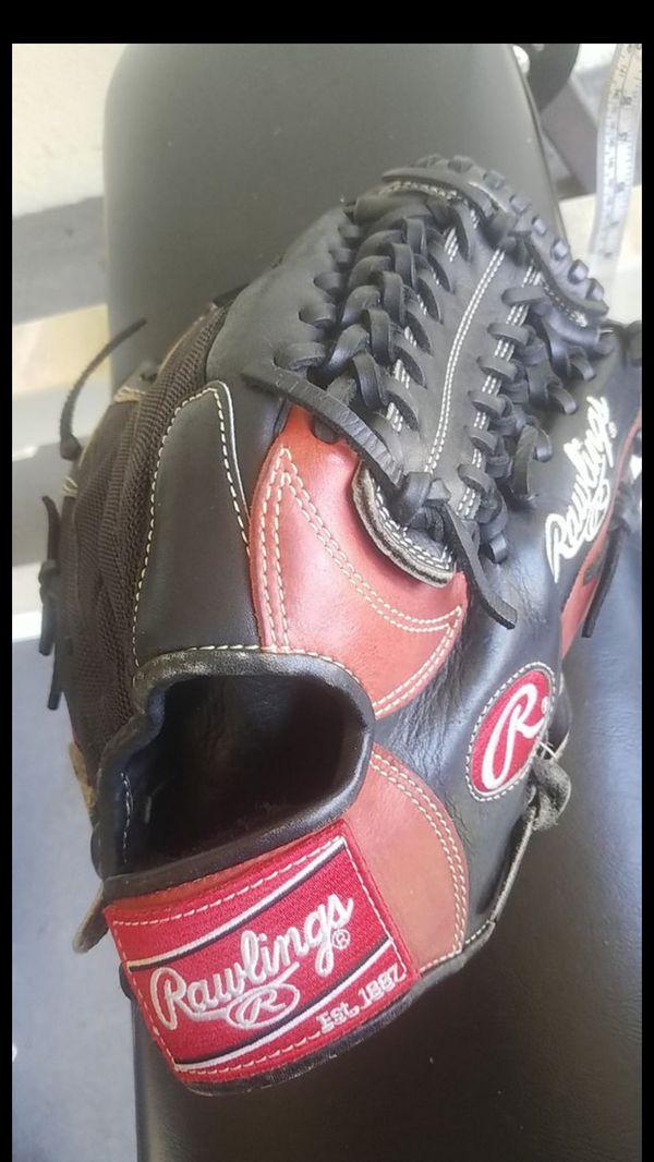 """Rawlings H.O.H baseball glove, 12 3/4"""""""