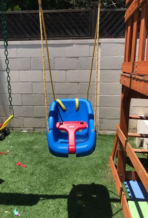 Little Tikes secure swing for Sale in Los Angeles, CA