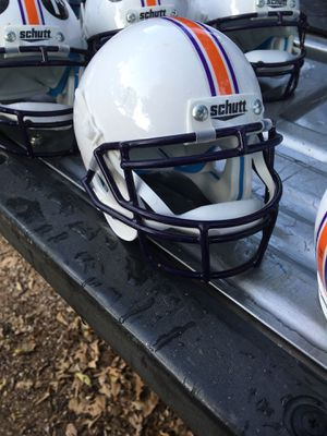 Miniature football helmets Ft Worth for Sale in Fort Worth, TX
