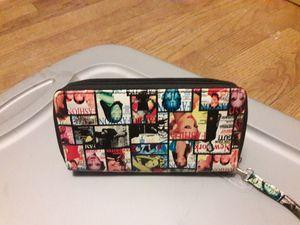 Fashion zip around wallet for Sale in Seattle, WA
