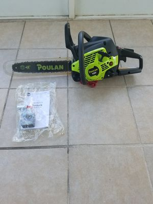 Chainsaw Chain Saw for Sale in Linthicum Heights, MD