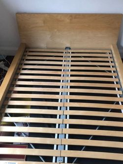 IKEA Queen Bed And Table for Sale in La Puente,  CA