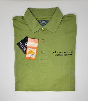 """E.V. Run Golf """"Sidepath"""" Logo Polo for Sale in Garden Grove, CA"""