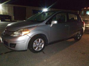 09 Nissan Versa SL for Sale in Roseville, CA