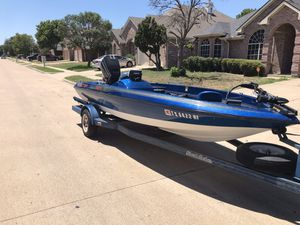 1996 19' Skeeter with 90hp Force for Sale in Arlington, TX