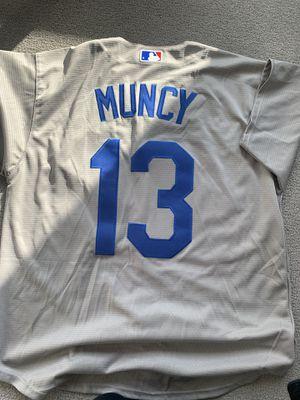 BASEBALL JERSEY MUNCY for Sale in Boston, MA