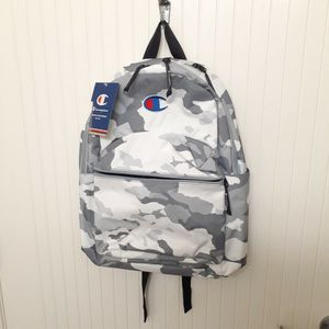 Champion SuperCize Grey Camo Backpack for Sale in San Diego, CA