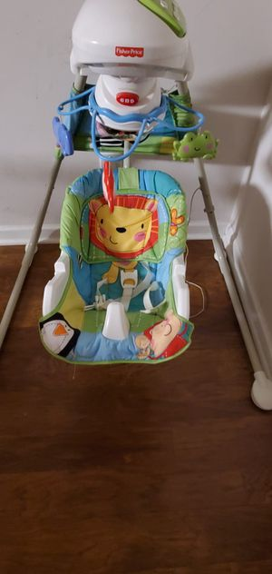 Baby swing fisher price for Sale in Nashville, TN