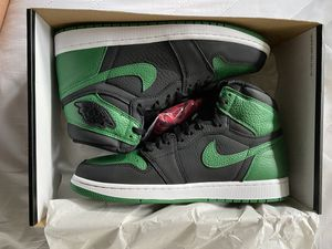 "Jordan 1 Retro High ""Pine Green Black"" (2.0) - Men's size 10.5 for Sale in Beaverton, OR"
