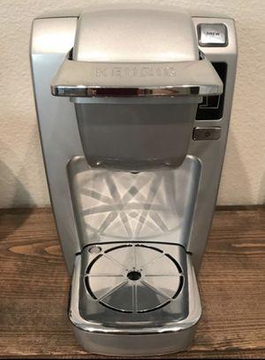 Platinum-colored, Keurig K15 K-Mini coffee maker for Sale in Yorba Linda, CA
