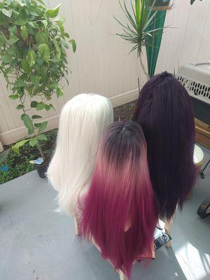 Beautiful Wigs for Sale in Huntington Beach, CA