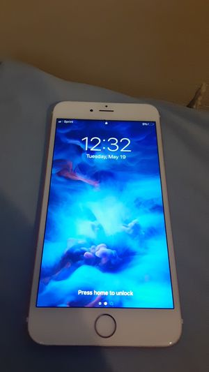 iPhone 6 plus for Sale in Richmond, CA