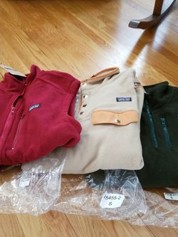 Patagonia Jackets and Vest for Sale in Brea,  CA
