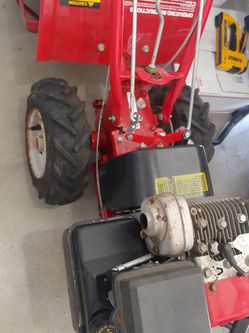 Lightly Used Troy-Bilt Pony Rototiller Ford And Reverse for Sale in Hillsboro,  OR