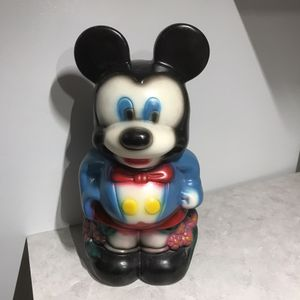 Vintage Mickey and Minnie turnabout Cookie Jar for Sale in Zephyrhills, FL
