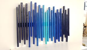 "Wooden Wall Art, Rustick Wooden Sculpture, 30""x50"" for Sale in Bethesda, MD"