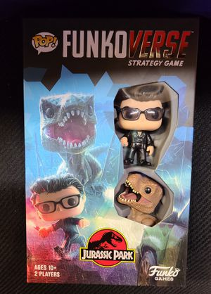 "FUNKO: JURASSIC PARK ""FUNKOVERSE"" (LONDON TOY FAIR 2020) *SEALED/MINT* 🔥 for Sale in Philadelphia, PA"