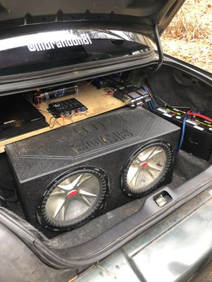 Car audio system for Sale in Decatur, GA