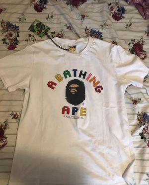Bathing Ape shirt brand new Sz M&L for Sale in San Francisco, CA