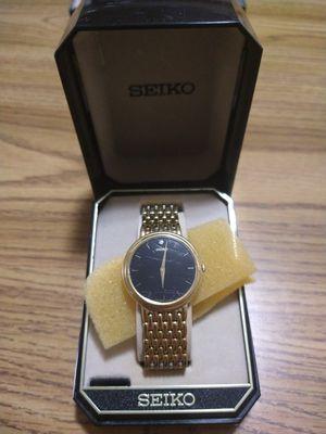 Seiko vintage slim watch. for Sale in Wichita, KS