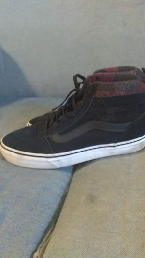 Women's high top Vans for Sale in Huntsville, AL