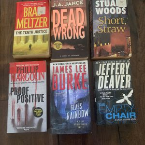 Bestsellers/ Bestselling Authors Suspense /Mystery Books for Sale in Fresno, CA