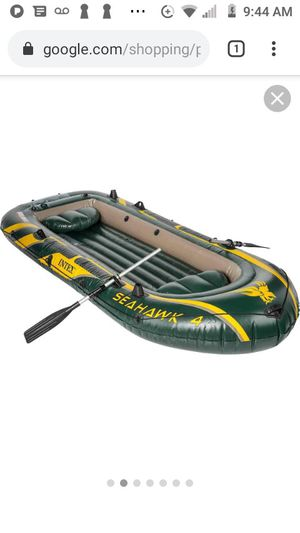 Inflatable boat 600 pounds for Sale in Moreno Valley, CA