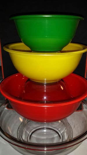 Pyrex nesting bowls for Sale in Indianapolis, IN