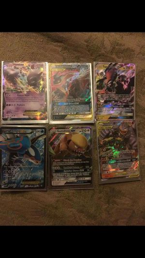 Gx/Ex Pokemon cards for Sale in Houston, TX