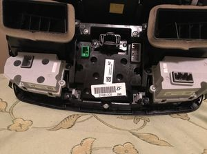 2010 acura rdx Radio control panel w/ac control heating for Sale in Annandale, VA