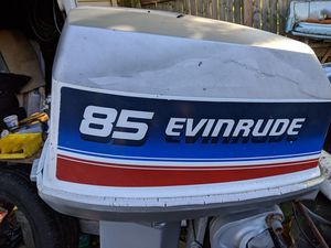 Evinrude outboard boat motor for Sale in Cleveland, OH