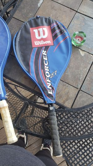 Wilson tennis rackets for Sale in Grove City, OH