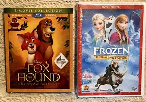 BRAND NEW DISNEY MOVIES for Sale in Buena Park, CA
