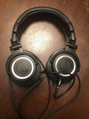 Audio-Technica ATH-M50x Headphones for Sale in Dunn Loring, VA