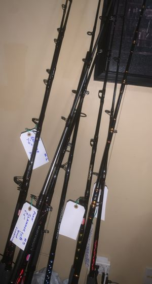 Penn fishing poles for Sale in Westminster, CA