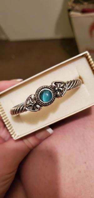 Silver bracelet for Sale in Bartlesville, OK