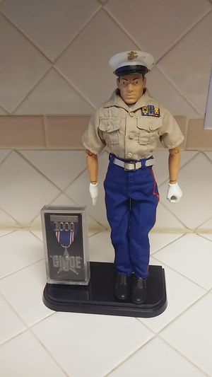 G.I. Joe Millennium Salute 2000 Action Figure and Pin Set for Sale in Clearwater, FL