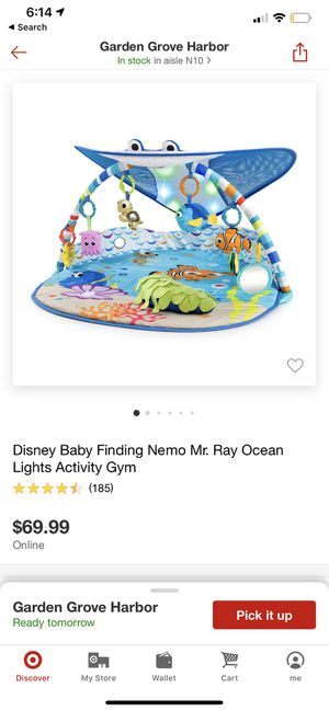 Baby finding Nemo for Sale in Anaheim, CA