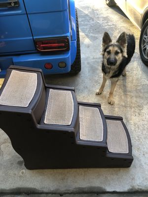 4-step Pet Stairs for dogs/cats for Sale in Durham, NC