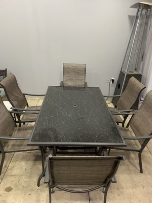 Outdoor dining table for Sale in Montebello, CA