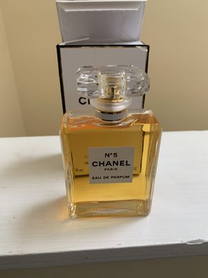 Chanel No 5 Perfume for Sale in Wilmington, NC